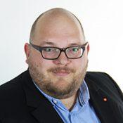 Porträtbild von Jürgen Dička