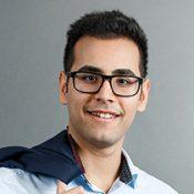 Porträtbild von Ozan Eral