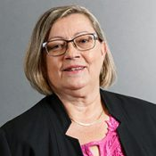 Porträtbild von Elisabeth Fritz