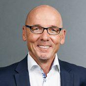 Porträtbild von Karl Gietler, MBA