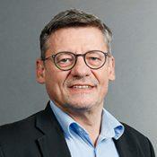 Porträtbild von Mag. Wolfgang Greif