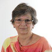 Porträtbild von Hannelore Klein