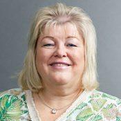 Porträtbild von Brigitte Niederseer, MSC, MBA
