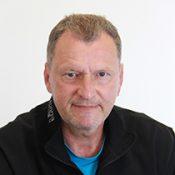 Porträtbild von Manfred Pfeiffer