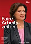 Die FSG AK Wien setzt sich für faire Arbeitszeiten ein. - AK Wien Wahl 2019