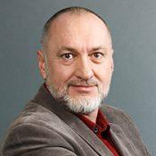 Porträtbild von Manfred Wolf