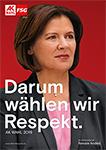 AK Wien Wahl 2019 - Wahlprogramm der FSG AK Wien - Darum wählen wir Respekt