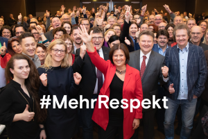 AK Wien Wahl 2019 - Kampagnenauftakt mit Renate Anderl